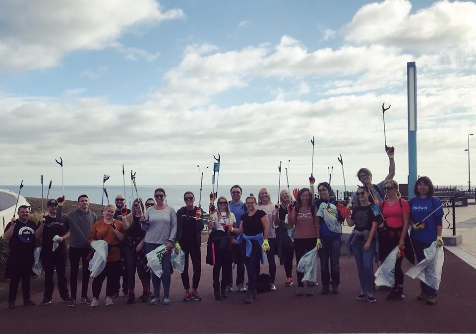 Beach Clean Pic